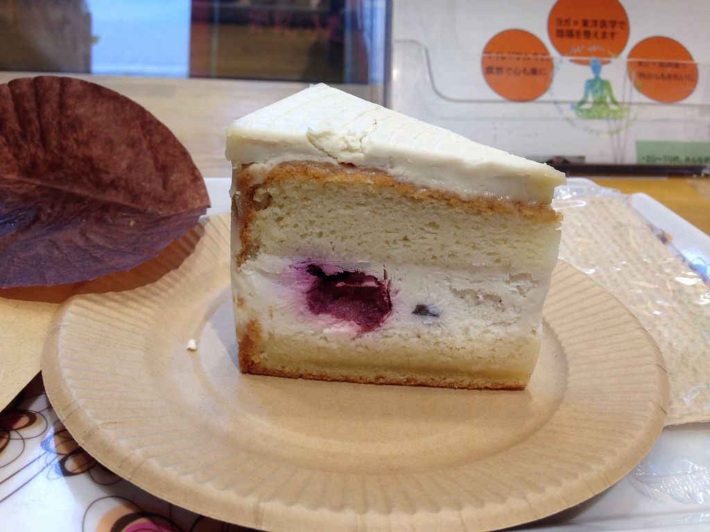 "Photo of Musubi Garden  by <a href=""/members/profile/cj81914"">cj81914</a> <br/>White Chocolate Raspberry Cake <br/> April 27, 2018  - <a href='/contact/abuse/image/81585/391641'>Report</a>"