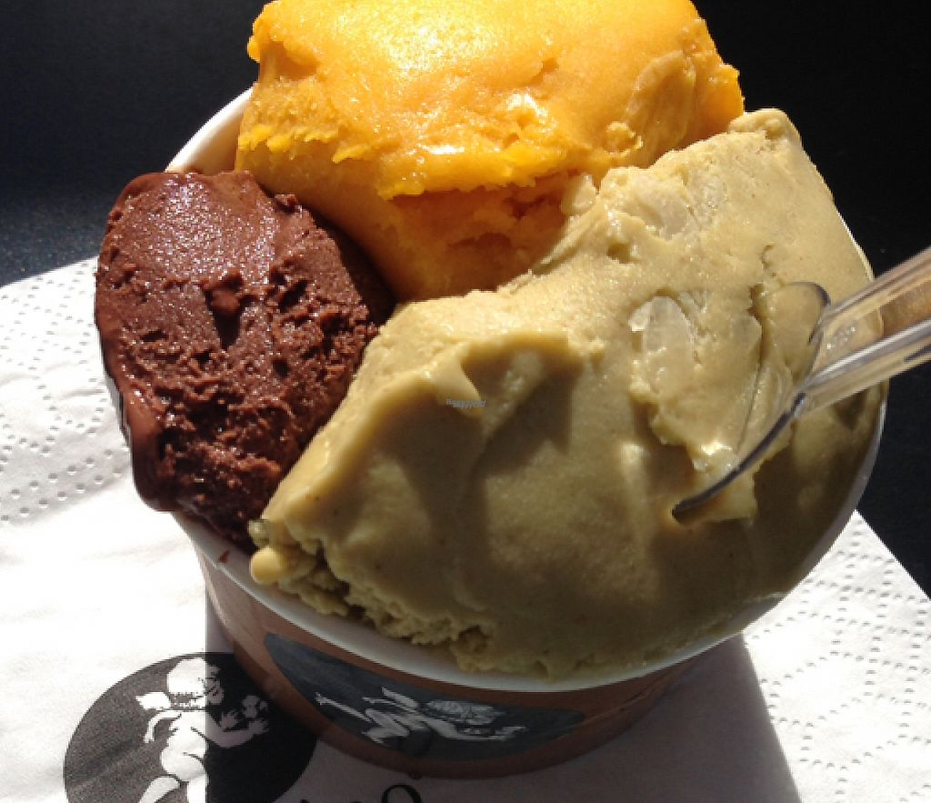 """Photo of Amorino - Augusta  by <a href=""""/members/profile/inselkind"""">inselkind</a> <br/>vegan icecream  <br/> November 7, 2016  - <a href='/contact/abuse/image/81588/241226'>Report</a>"""