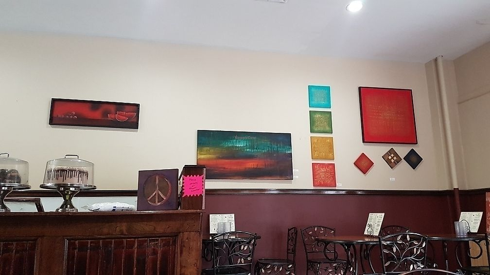 """Photo of Subia's Organic Cafe and Market  by <a href=""""/members/profile/NipaJoyBetge"""">NipaJoyBetge</a> <br/>restaurant <br/> June 7, 2017  - <a href='/contact/abuse/image/8160/266787'>Report</a>"""