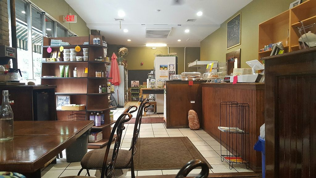 """Photo of Subia's Organic Cafe and Market  by <a href=""""/members/profile/Traveldad"""">Traveldad</a> <br/>Not to busy! <br/> July 11, 2017  - <a href='/contact/abuse/image/8160/279290'>Report</a>"""