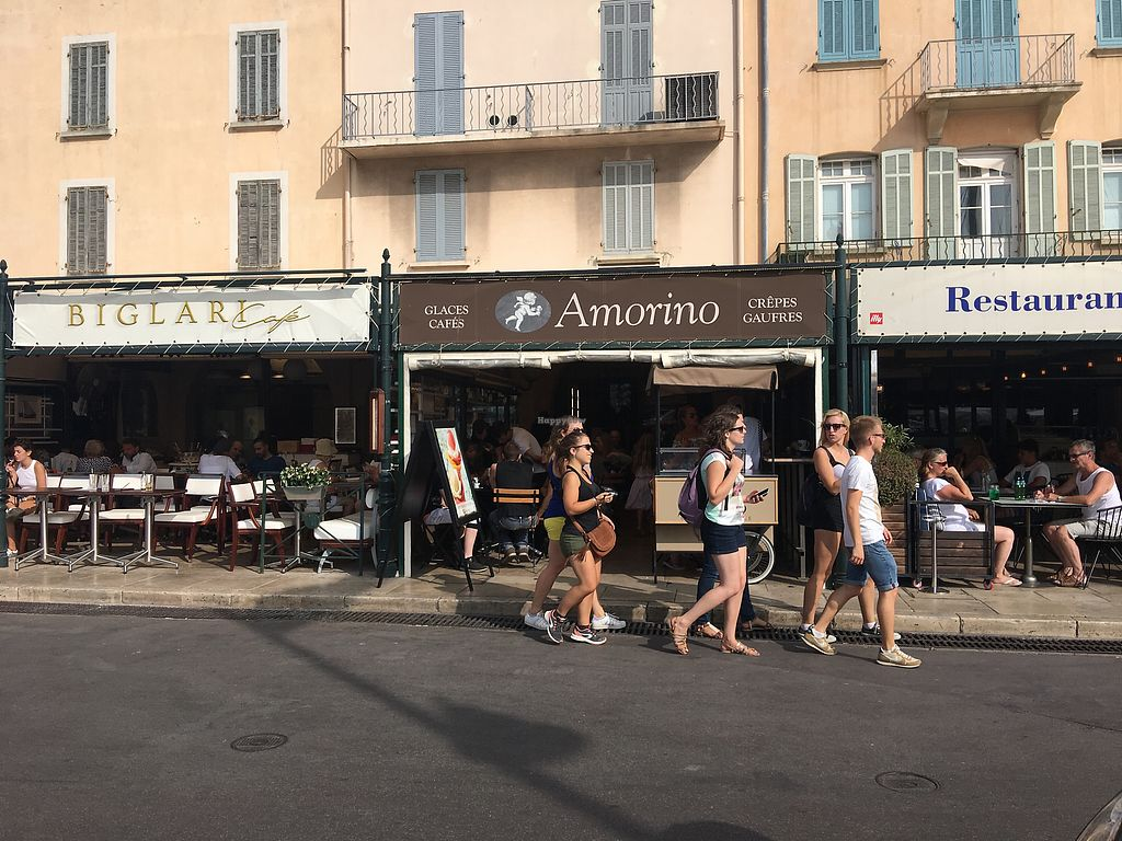 """Photo of Amorino  by <a href=""""/members/profile/Flamensquidge"""">Flamensquidge</a> <br/>view from harbour  <br/> August 19, 2017  - <a href='/contact/abuse/image/81625/294535'>Report</a>"""