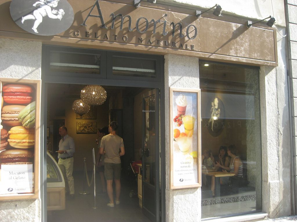 """Photo of Amorino - Brera  by <a href=""""/members/profile/jennyc32"""">jennyc32</a> <br/>Outside <br/> July 27, 2017  - <a href='/contact/abuse/image/81646/285512'>Report</a>"""
