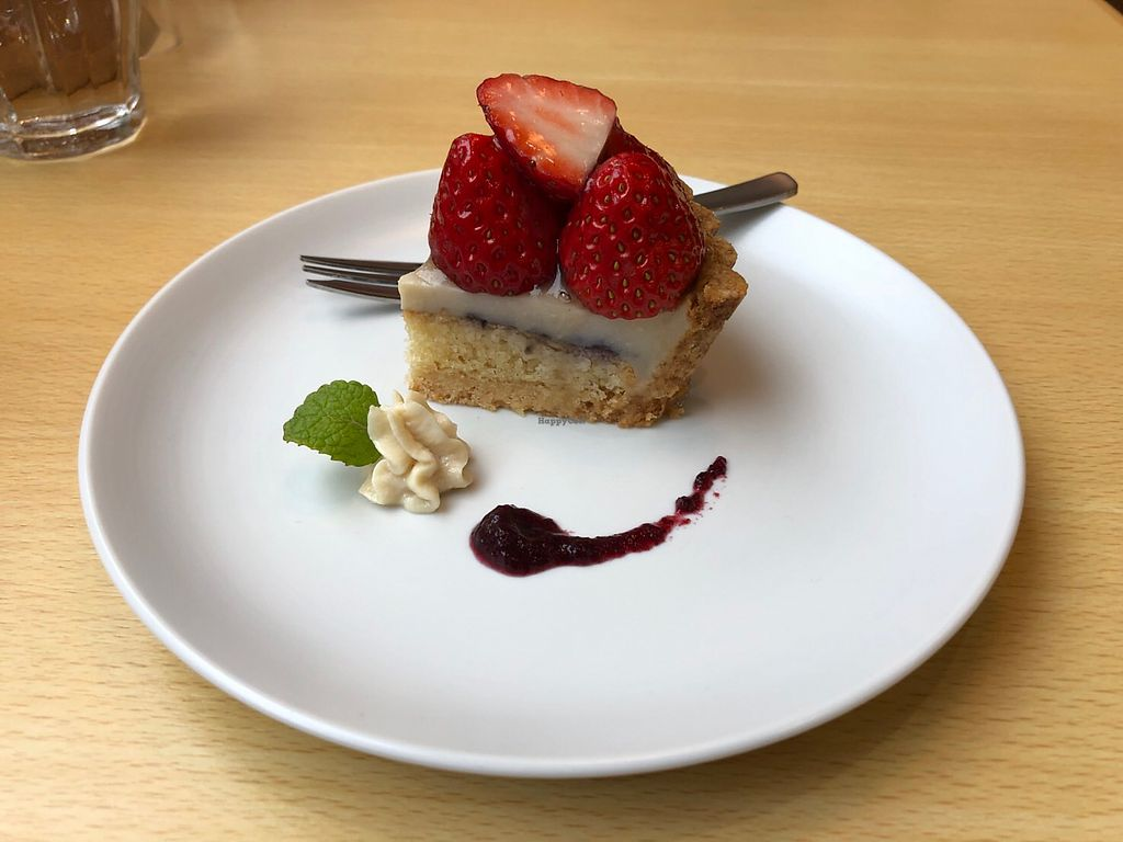 "Photo of Rota Cafe  by <a href=""/members/profile/Peg-LamMa"">Peg-LamMa</a> <br/>Strawberry Tart <br/> January 8, 2018  - <a href='/contact/abuse/image/81731/344237'>Report</a>"