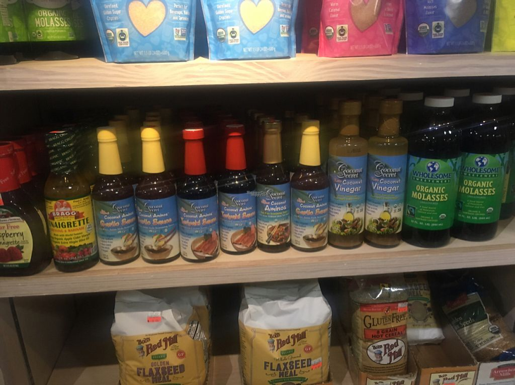 """Photo of Nature's Discount  by <a href=""""/members/profile/veganmom"""">veganmom</a> <br/>coconut seasonings <br/> November 22, 2016  - <a href='/contact/abuse/image/81733/193007'>Report</a>"""
