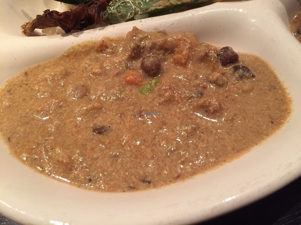 """Photo of Amurita no Niwa  by <a href=""""/members/profile/SamanthaIngridHo"""">SamanthaIngridHo</a> <br/>Vegetarian Soy Milk Curry  <br/> April 2, 2017  - <a href='/contact/abuse/image/81740/244049'>Report</a>"""