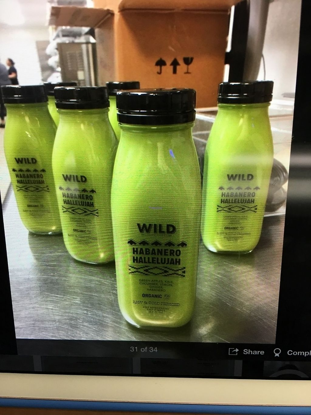 """Photo of Wild Living Foods  by <a href=""""/members/profile/Kps"""">Kps</a> <br/>Juice <br/> December 18, 2016  - <a href='/contact/abuse/image/81797/202628'>Report</a>"""