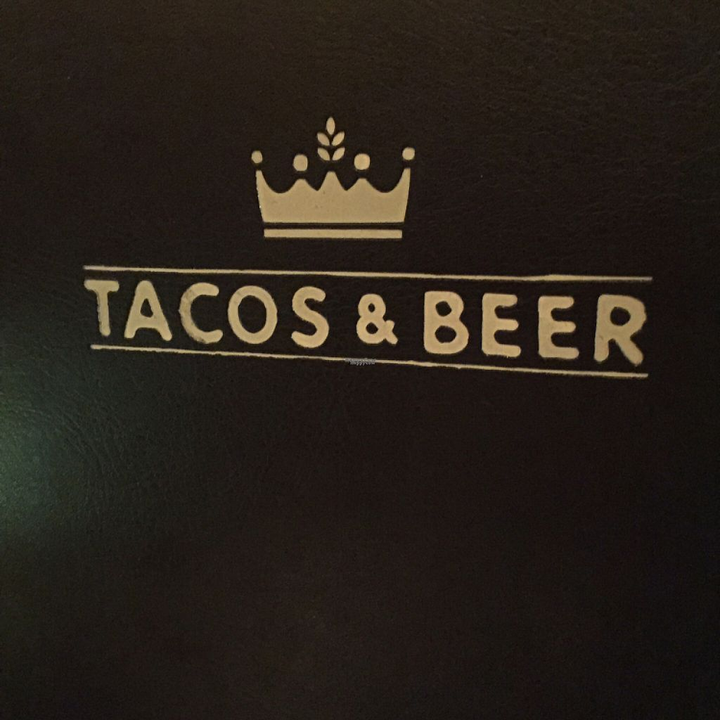 """Photo of Tacos & Beer  by <a href=""""/members/profile/AshleighWhitworth"""">AshleighWhitworth</a> <br/>the beer menu had 10 pages of beer <br/> April 4, 2017  - <a href='/contact/abuse/image/81799/244527'>Report</a>"""