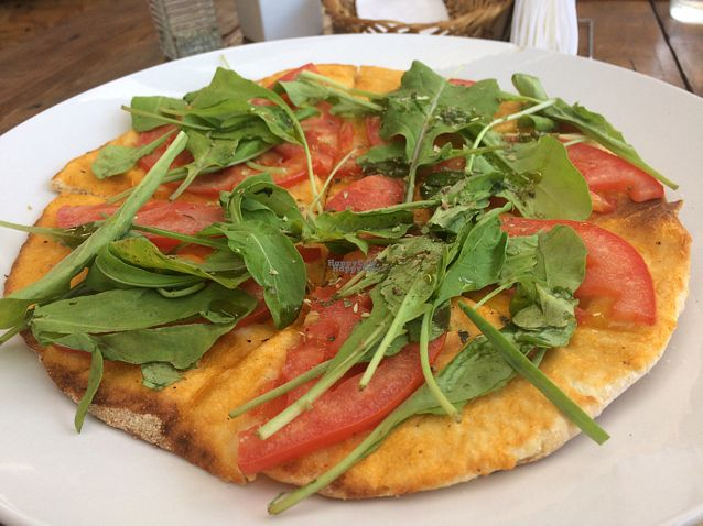 """Photo of Casa Esquina  by <a href=""""/members/profile/Siup"""">Siup</a> <br/>vegan pizza  <br/> October 22, 2016  - <a href='/contact/abuse/image/81802/183504'>Report</a>"""