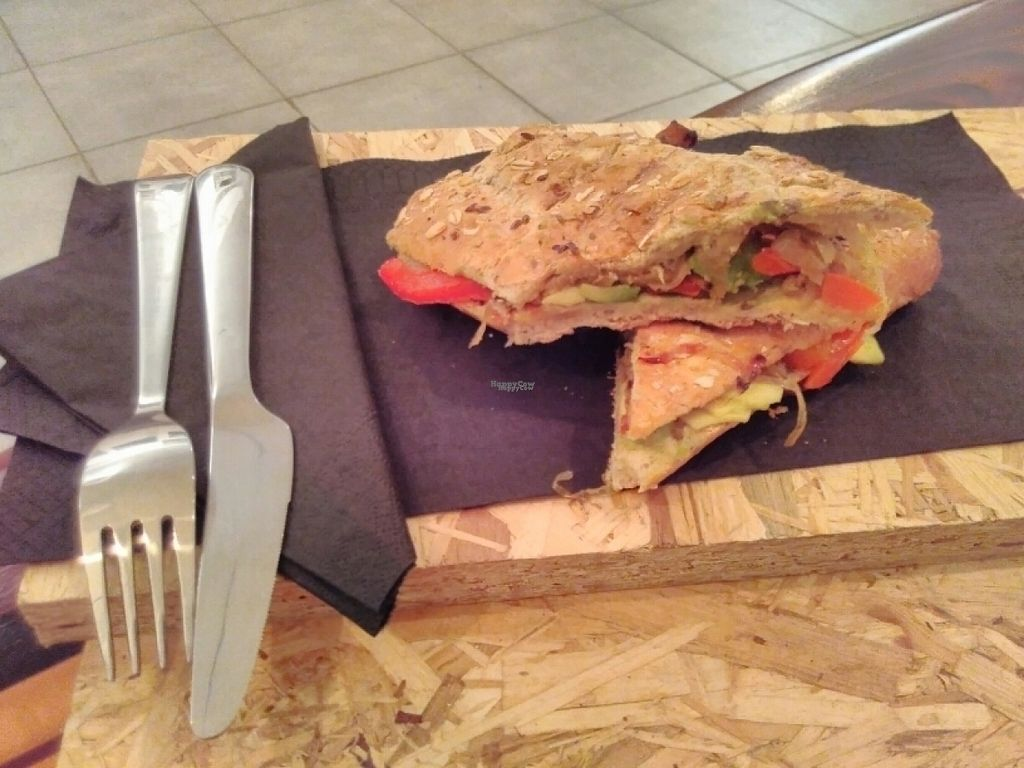 """Photo of HEARTH  by <a href=""""/members/profile/RenkeFlexanist"""">RenkeFlexanist</a> <br/>Avocado-Lime sandwich <br/> November 7, 2016  - <a href='/contact/abuse/image/81827/187263'>Report</a>"""