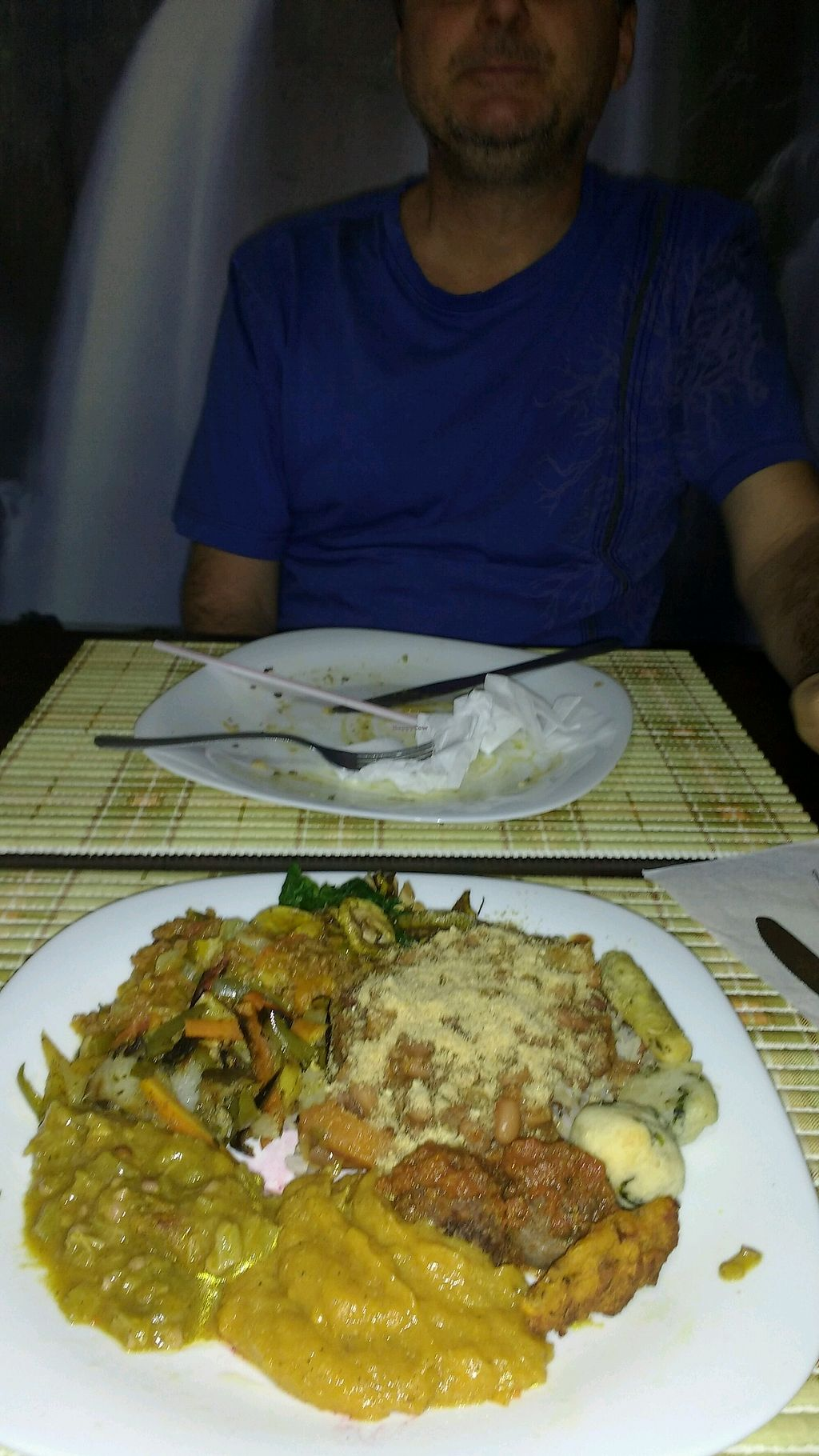 """Photo of Vegethare Restaurante Vegetariano  by <a href=""""/members/profile/JulioParra"""">JulioParra</a> <br/>Pratinho <br/> January 9, 2018  - <a href='/contact/abuse/image/81836/344681'>Report</a>"""