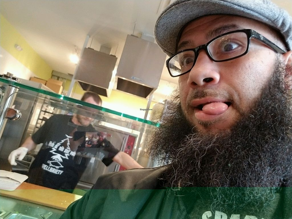 """Photo of Naked Lunch  by <a href=""""/members/profile/aurelio7th"""">aurelio7th</a> <br/>getting my Crowder bowl from Naked <br/> November 5, 2017  - <a href='/contact/abuse/image/81843/322230'>Report</a>"""