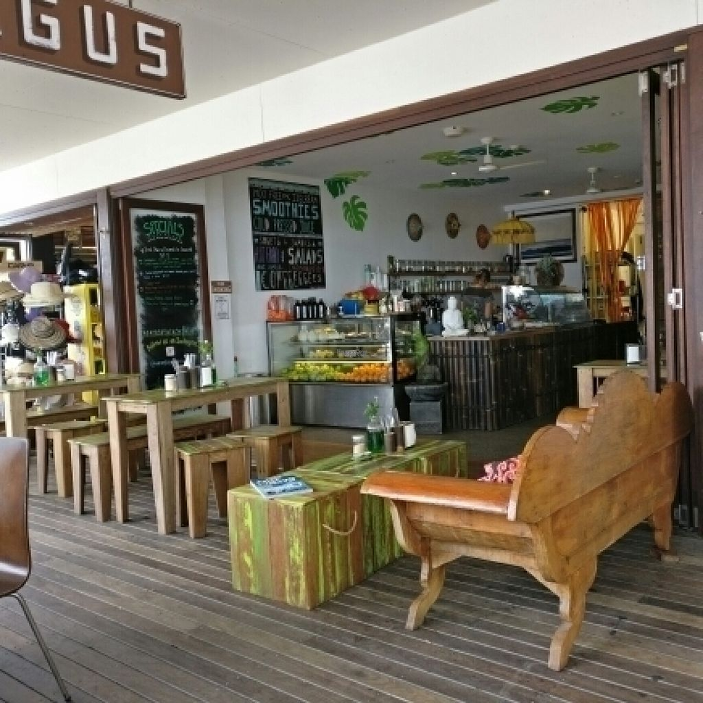 "Photo of Warung Bagus  by <a href=""/members/profile/Aloo"">Aloo</a> <br/>relaxed setting <br/> October 31, 2016  - <a href='/contact/abuse/image/81849/185528'>Report</a>"