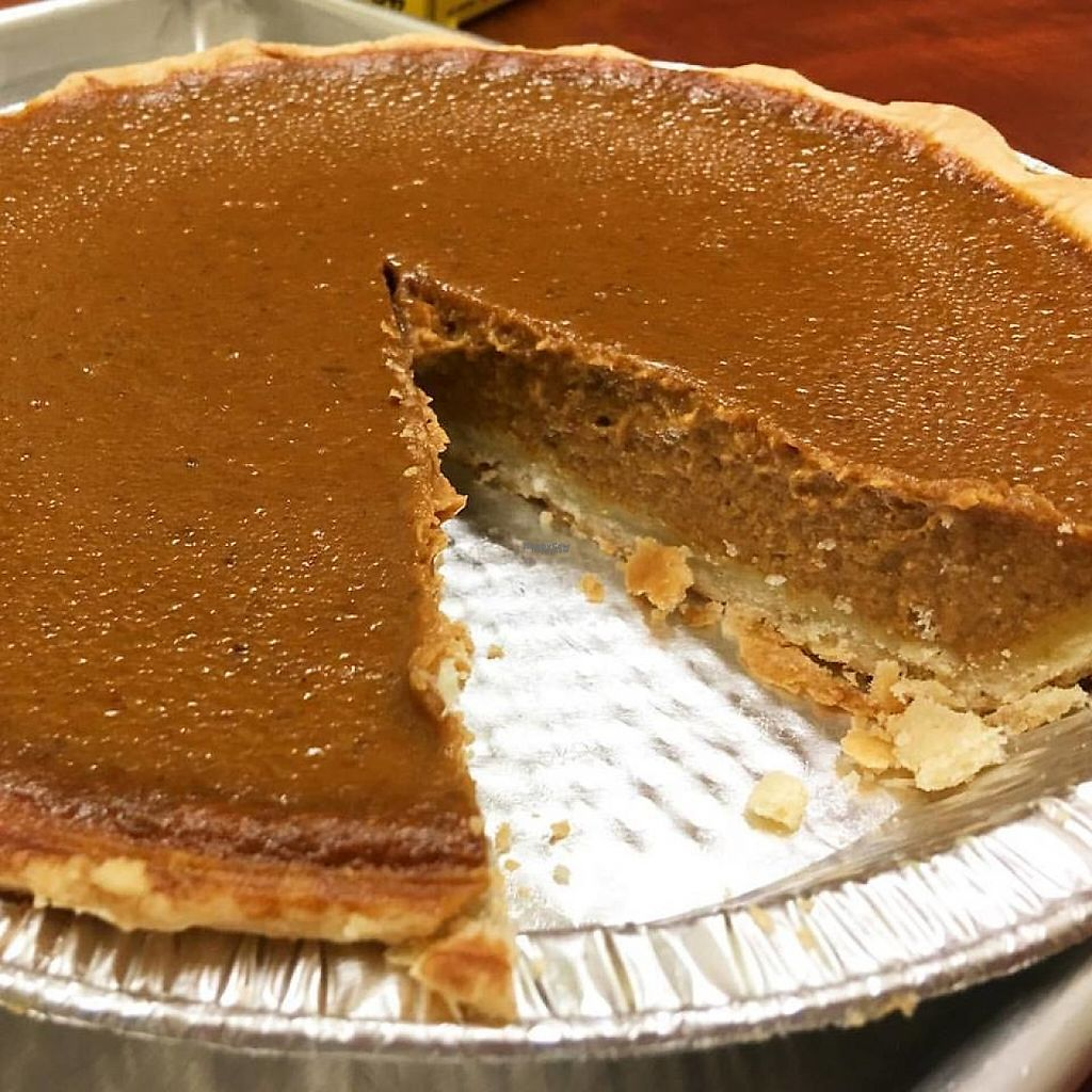 """Photo of Prairie Girl Bakery - King St  by <a href=""""/members/profile/community"""">community</a> <br/>pumpkin pie  <br/> January 28, 2017  - <a href='/contact/abuse/image/81854/218077'>Report</a>"""