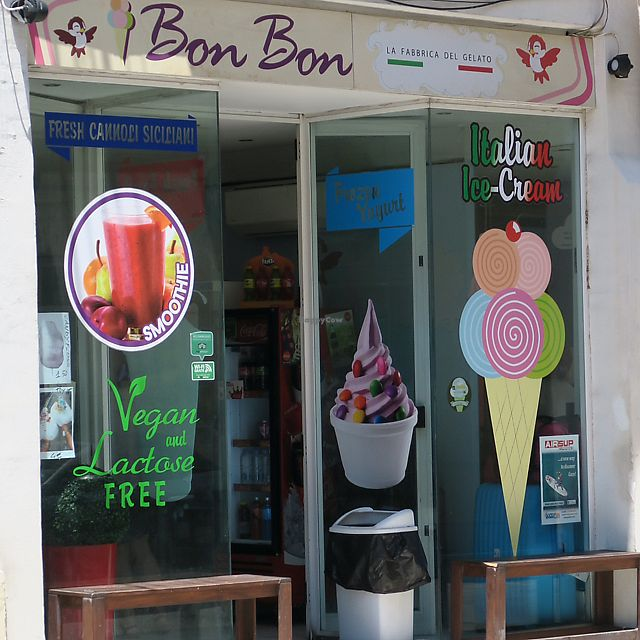 "Photo of Bon Bon  by <a href=""/members/profile/StephVHe"">StephVHe</a> <br/>vegan ice cream  <br/> June 11, 2017  - <a href='/contact/abuse/image/81867/268097'>Report</a>"