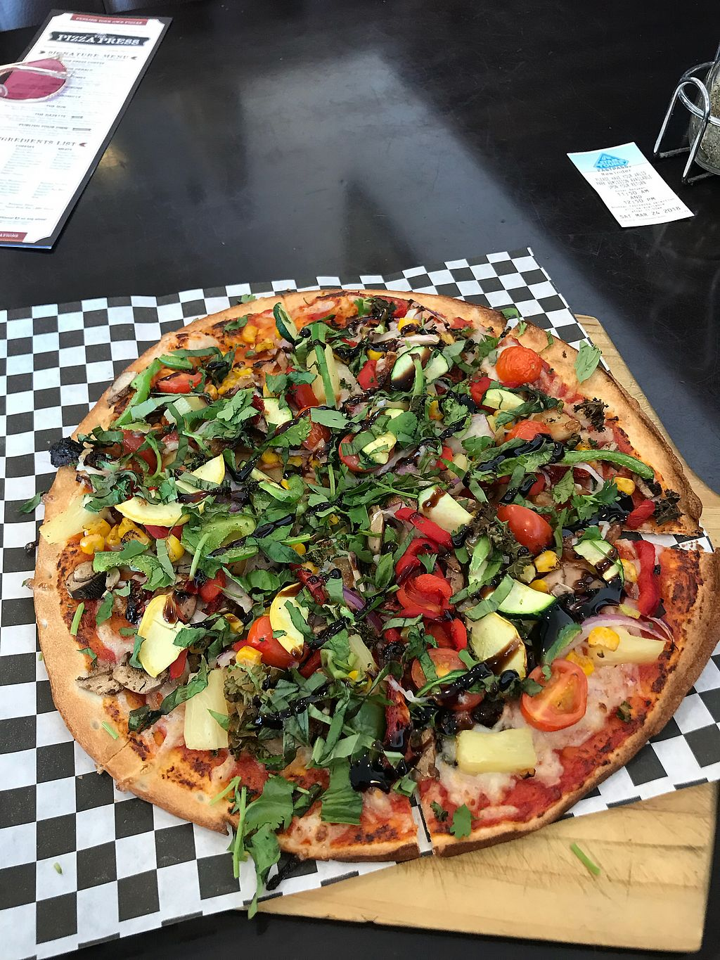 """Photo of The Pizza Press  by <a href=""""/members/profile/Charlottegrowns"""">Charlottegrowns</a> <br/>Fantastic  <br/> March 25, 2018  - <a href='/contact/abuse/image/81876/375716'>Report</a>"""