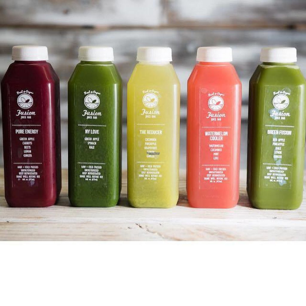 "Photo of Fusion Juice Bar 2  by <a href=""/members/profile/community"">community</a> <br/>Fresh Cold Press Juices <br/> March 2, 2017  - <a href='/contact/abuse/image/81881/231869'>Report</a>"