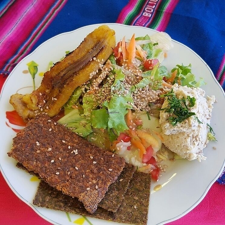 """Photo of Hostal Joshua  by <a href=""""/members/profile/sfisch42"""">sfisch42</a> <br/>Yummy lunch at Hostal Joshua <br/> June 19, 2017  - <a href='/contact/abuse/image/81884/270789'>Report</a>"""
