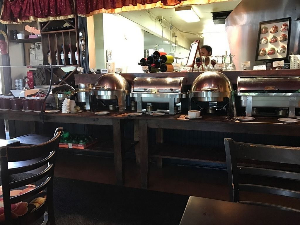 """Photo of Batika India Bistro  by <a href=""""/members/profile/Forman"""">Forman</a> <br/>Lunch buffet  <br/> October 26, 2016  - <a href='/contact/abuse/image/81889/184470'>Report</a>"""
