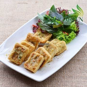 """Photo of Biogarten Restaurant  by <a href=""""/members/profile/duyentruong"""">duyentruong</a> <br/>Bio tofu <br/> October 25, 2016  - <a href='/contact/abuse/image/81896/184251'>Report</a>"""