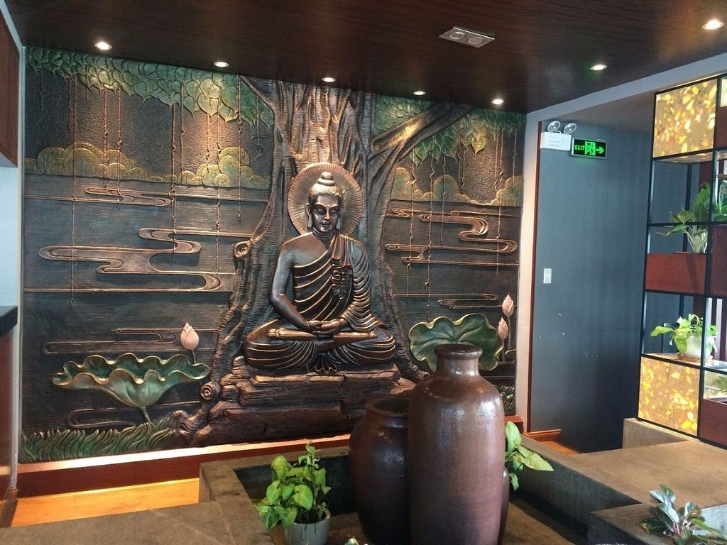 """Photo of Biogarten Restaurant  by <a href=""""/members/profile/duyentruong"""">duyentruong</a> <br/>2nd floor  <br/> October 25, 2016  - <a href='/contact/abuse/image/81896/184262'>Report</a>"""