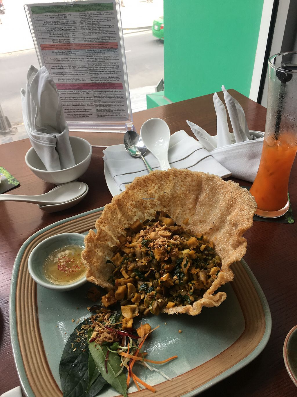 """Photo of Biogarten Restaurant  by <a href=""""/members/profile/LauraZr"""">LauraZr</a> <br/>Yums <br/> September 10, 2017  - <a href='/contact/abuse/image/81896/302848'>Report</a>"""