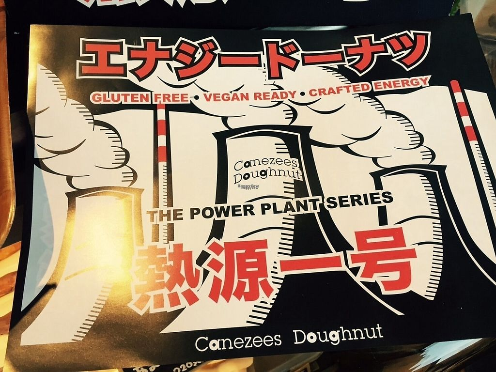 """Photo of Canezees Doughnut - Kenzies Donut Factory  by <a href=""""/members/profile/SaayaM"""">SaayaM</a> <br/>flyers <br/> December 7, 2016  - <a href='/contact/abuse/image/81902/198010'>Report</a>"""