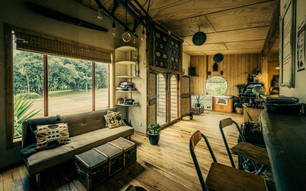 """Photo of Timbuktu Nomadic Deli  by <a href=""""/members/profile/Timbuktudeli"""">Timbuktudeli</a> <br/>Inside the cafe is eclectic and vintage in style <br/> October 26, 2016  - <a href='/contact/abuse/image/81930/184585'>Report</a>"""