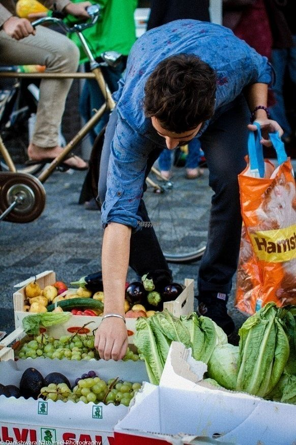 """Photo of Taste Before You Waste  by <a href=""""/members/profile/Luanana"""">Luanana</a> <br/>Food Cycle Market Tuesdays 16.00-18.00 <br/> October 27, 2016  - <a href='/contact/abuse/image/81949/184640'>Report</a>"""