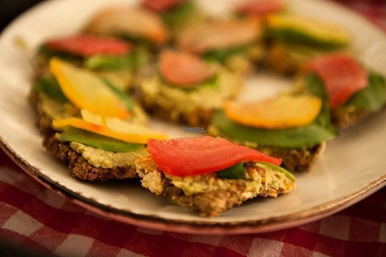 """Photo of Taste Before You Waste  by <a href=""""/members/profile/Luanana"""">Luanana</a> <br/>Food for Thought: Wonky veggie meal made from Food Surplus to create consciousness on the issue :)  <br/> October 27, 2016  - <a href='/contact/abuse/image/81949/184641'>Report</a>"""