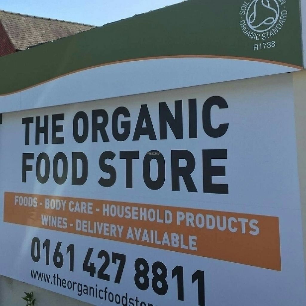 """Photo of The Organic Food Store   by <a href=""""/members/profile/community"""">community</a> <br/>The Organic Food Store <br/> December 4, 2016  - <a href='/contact/abuse/image/81954/197110'>Report</a>"""
