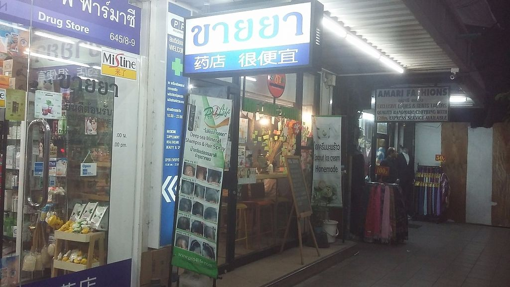 """Photo of Malongyoung  by <a href=""""/members/profile/samlowry"""">samlowry</a> <br/>Street view of store front with the neighbor's signs <br/> May 30, 2017  - <a href='/contact/abuse/image/81977/264254'>Report</a>"""