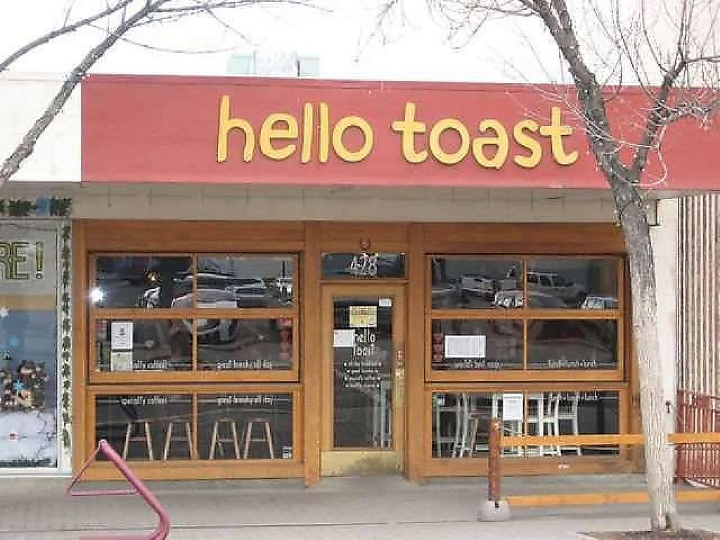 """Photo of Hello Toast  by <a href=""""/members/profile/community"""">community</a> <br/>Hello Toast  <br/> November 12, 2016  - <a href='/contact/abuse/image/82000/188853'>Report</a>"""