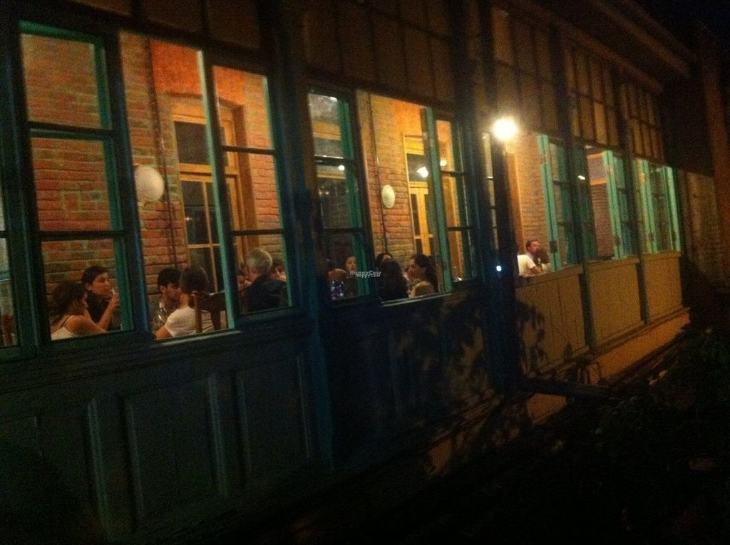 """Photo of Hummusbar  by <a href=""""/members/profile/iheartmyself"""">iheartmyself</a> <br/>hummus bar on a warm tbilisi evening <br/> October 28, 2016  - <a href='/contact/abuse/image/82037/184993'>Report</a>"""