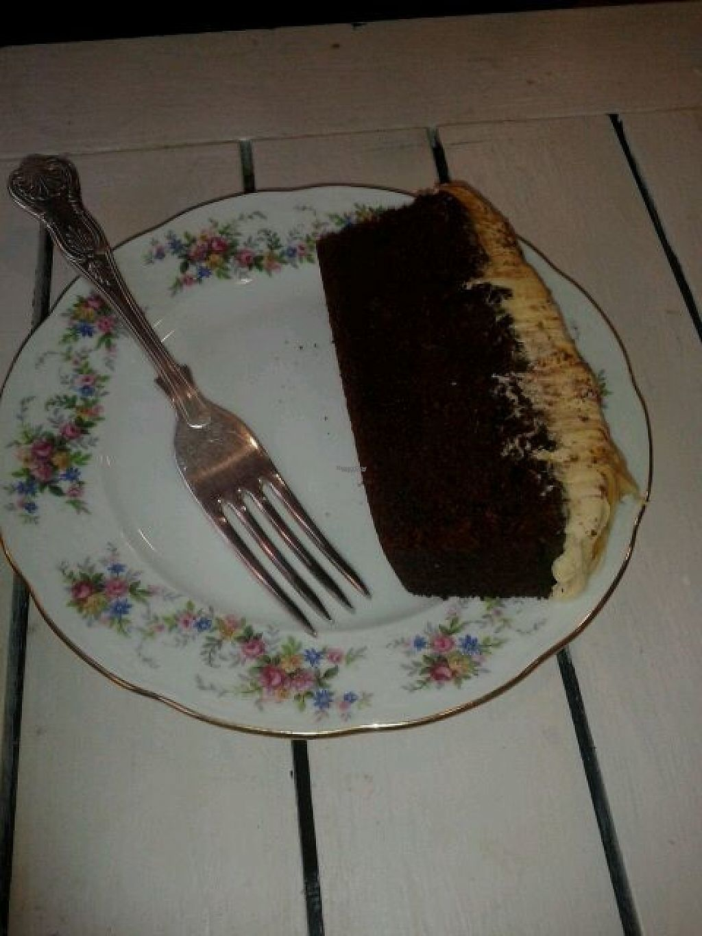 """Photo of Wildflower Creative Kitchen  by <a href=""""/members/profile/deadpledge"""">deadpledge</a> <br/>Chocolate caramel cake <br/> February 6, 2017  - <a href='/contact/abuse/image/82039/223723'>Report</a>"""