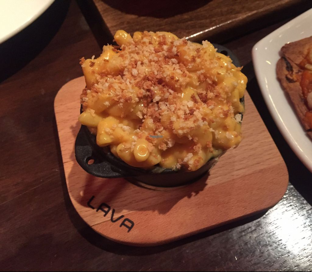 """Photo of V-Eats  by <a href=""""/members/profile/LinnDaugherty"""">LinnDaugherty</a> <br/>must try the Mac n cheese <br/> January 6, 2017  - <a href='/contact/abuse/image/82061/208557'>Report</a>"""