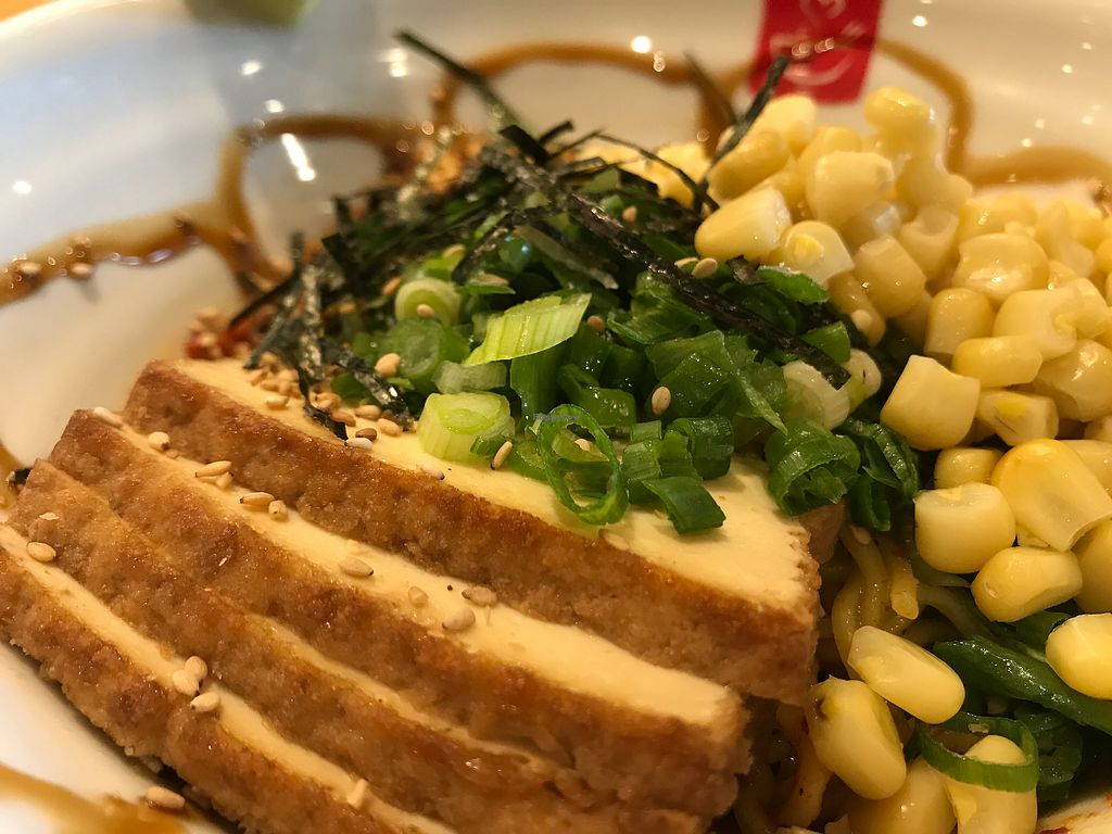 "Photo of Tatsu Ramen  by <a href=""/members/profile/KomoKomo"">KomoKomo</a> <br/>Naked ramen + corn <br/> March 16, 2018  - <a href='/contact/abuse/image/82062/371473'>Report</a>"