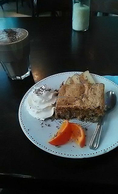 """Photo of Cafe Lumiere  by <a href=""""/members/profile/Marjorie.xx"""">Marjorie.xx</a> <br/>Cake <br/> January 27, 2018  - <a href='/contact/abuse/image/82139/351402'>Report</a>"""