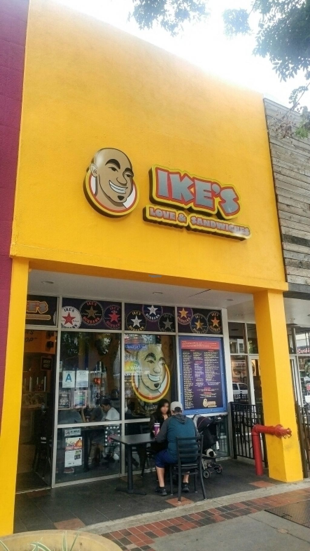 """Photo of Ike's  by <a href=""""/members/profile/Passittowill"""">Passittowill</a> <br/>Store front <br/> October 31, 2016  - <a href='/contact/abuse/image/82151/185630'>Report</a>"""