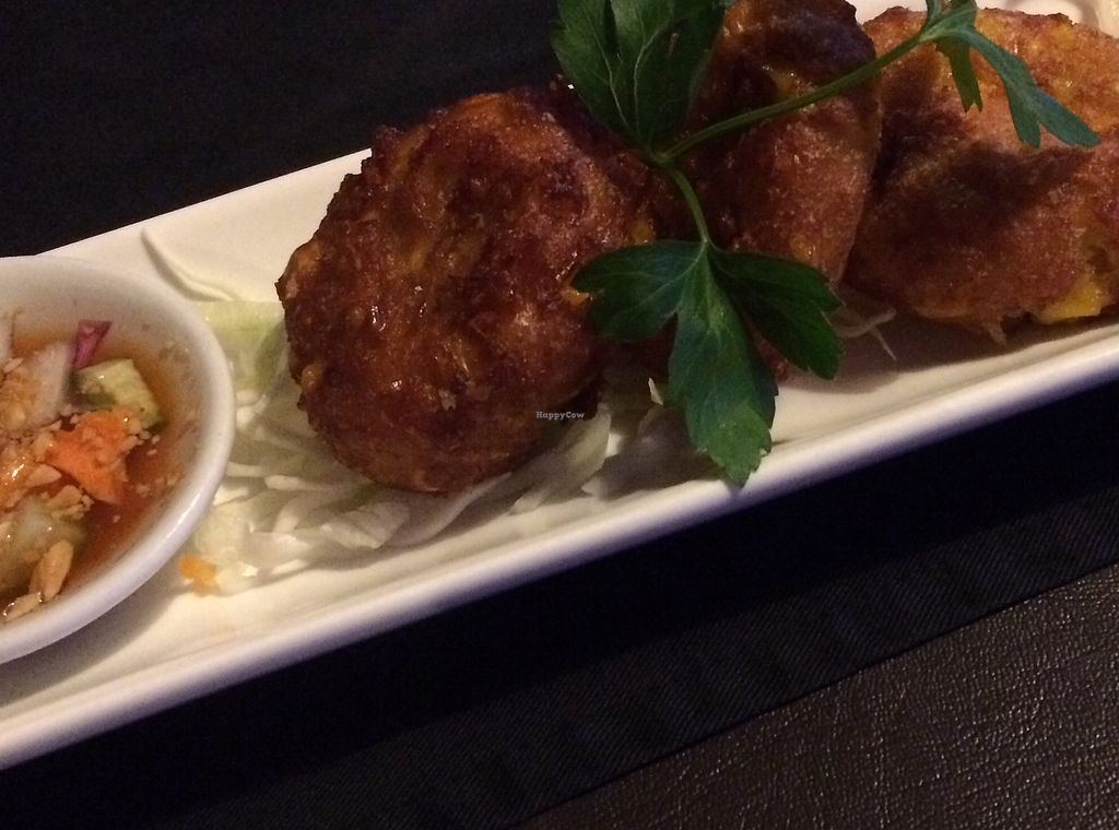 "Photo of Bankok Thai  by <a href=""/members/profile/TinaDipi"">TinaDipi</a> <br/>Deep fried corn fritters <br/> March 17, 2018  - <a href='/contact/abuse/image/82162/371709'>Report</a>"