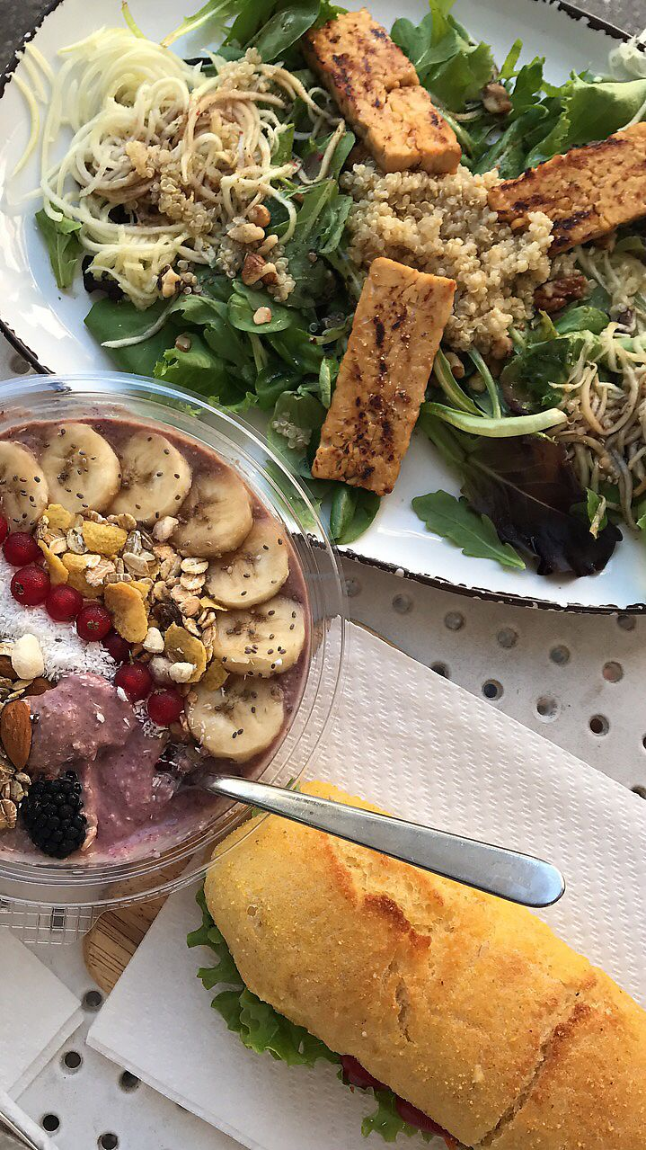 """Photo of Superfood Smoothie Bar  by <a href=""""/members/profile/liveabeautifulife"""">liveabeautifulife</a> <br/>yum <br/> July 24, 2017  - <a href='/contact/abuse/image/82164/284441'>Report</a>"""