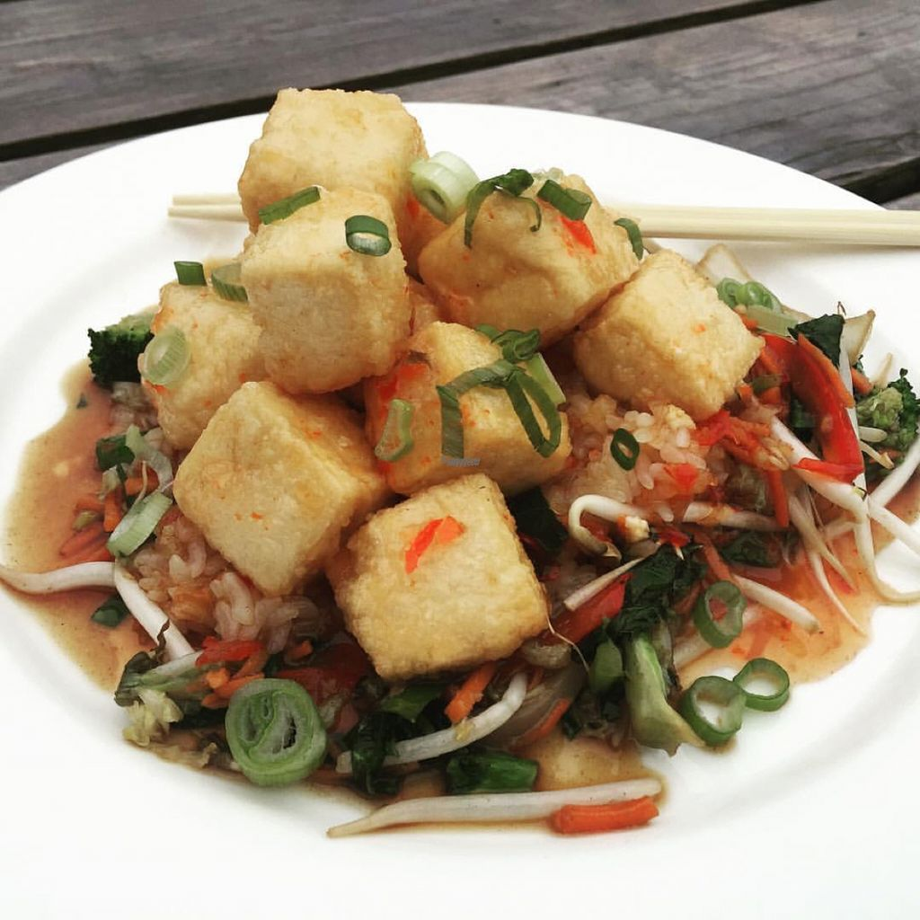 "Photo of The Whet Noodle   by <a href=""/members/profile/JessicaWaite"">JessicaWaite</a> <br/>sweet chili tofu <br/> November 1, 2016  - <a href='/contact/abuse/image/82174/185893'>Report</a>"