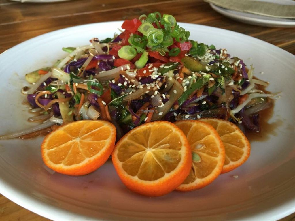 "Photo of The Whet Noodle   by <a href=""/members/profile/JessicaWaite"">JessicaWaite</a> <br/>yasai itame vegan stir fry  <br/> November 1, 2016  - <a href='/contact/abuse/image/82174/185894'>Report</a>"