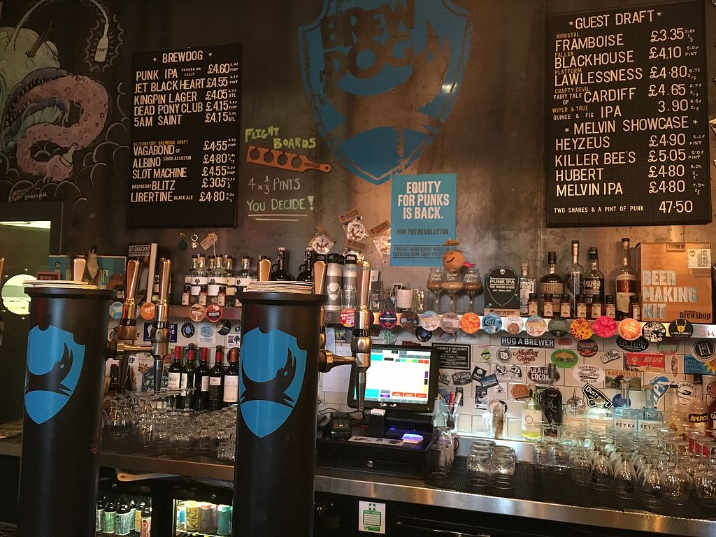 """Photo of Brewdog  by <a href=""""/members/profile/hack_man"""">hack_man</a> <br/>Inside <br/> December 10, 2017  - <a href='/contact/abuse/image/82193/334300'>Report</a>"""