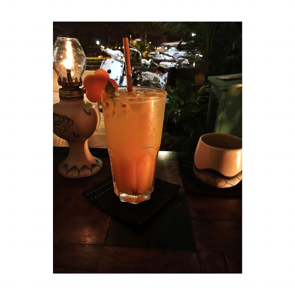 """Photo of Tree Hugger Cafe  by <a href=""""/members/profile/tilly.p"""">tilly.p</a> <br/>Amazing passion fruit juice  <br/> December 13, 2017  - <a href='/contact/abuse/image/82194/335212'>Report</a>"""