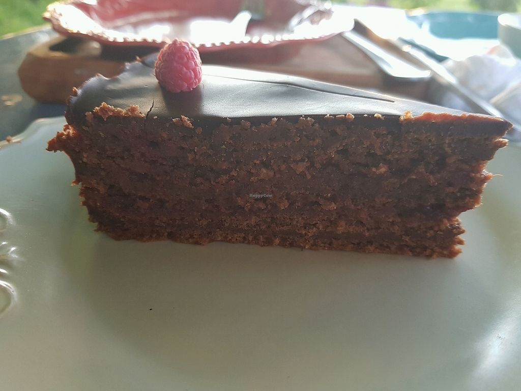 """Photo of Mundo Elefante  by <a href=""""/members/profile/SaniVegan"""">SaniVegan</a> <br/>choco cake <br/> January 18, 2018  - <a href='/contact/abuse/image/82204/347822'>Report</a>"""
