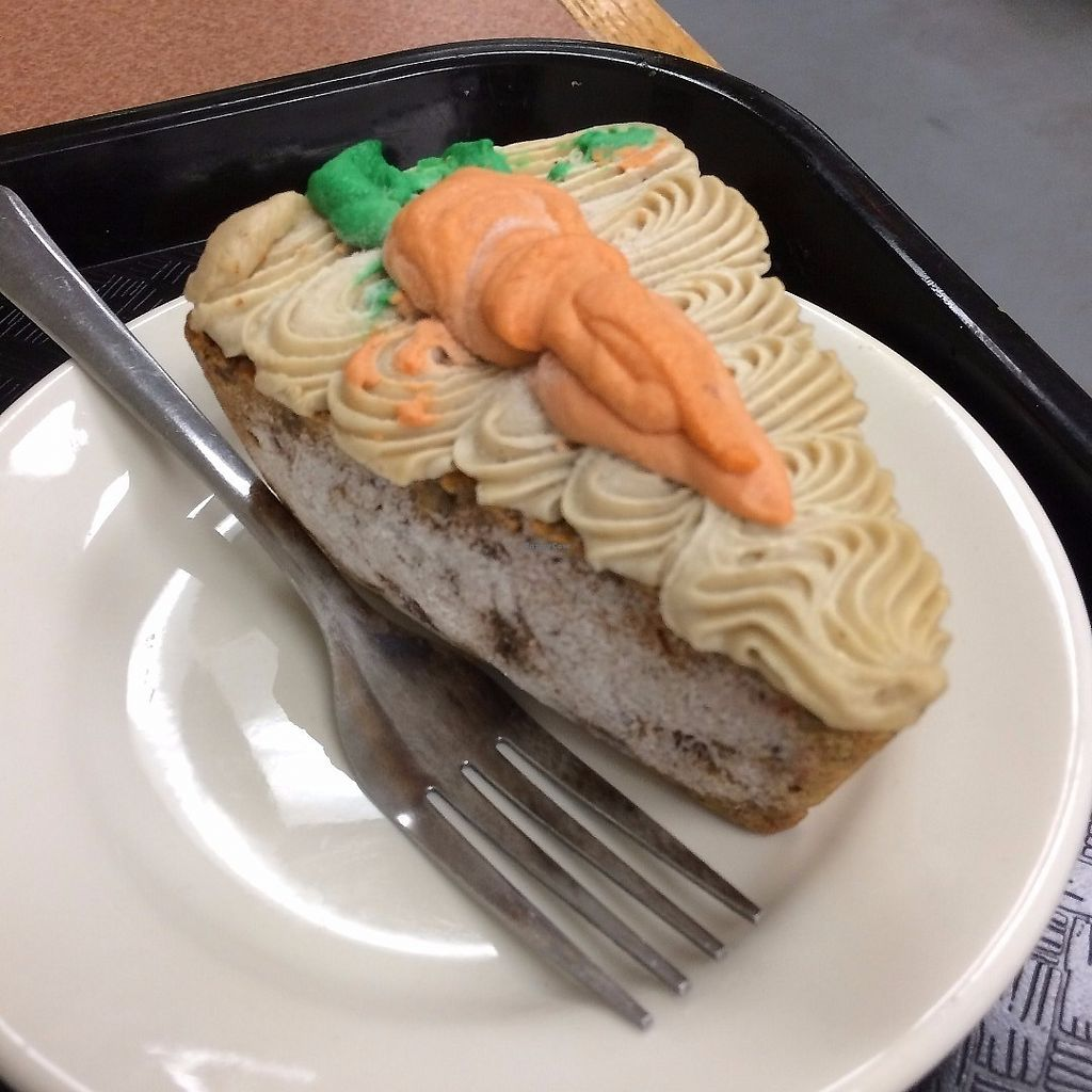 "Photo of Plant Power Cafe & Juice Bar  by <a href=""/members/profile/KatieBush"">KatieBush</a> <br/>raw vegan carrot cake <br/> June 19, 2017  - <a href='/contact/abuse/image/82221/270717'>Report</a>"