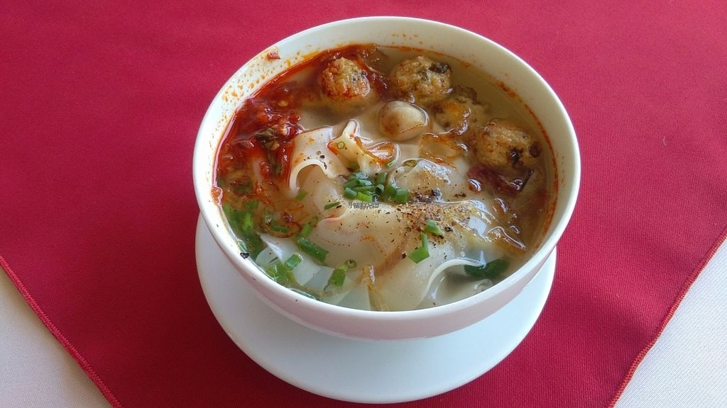 """Photo of P&B Restaurant  by <a href=""""/members/profile/KPike"""">KPike</a> <br/>Wonton Soup <br/> November 2, 2016  - <a href='/contact/abuse/image/82237/186072'>Report</a>"""
