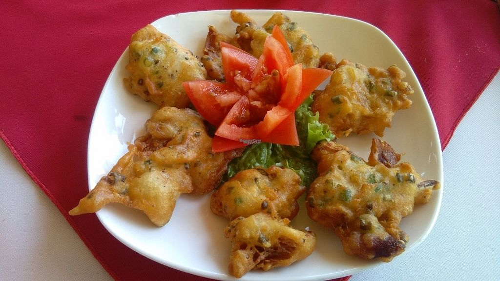 """Photo of P&B Restaurant  by <a href=""""/members/profile/KPike"""">KPike</a> <br/>Crispy oyster mushrooms <br/> November 2, 2016  - <a href='/contact/abuse/image/82237/186073'>Report</a>"""