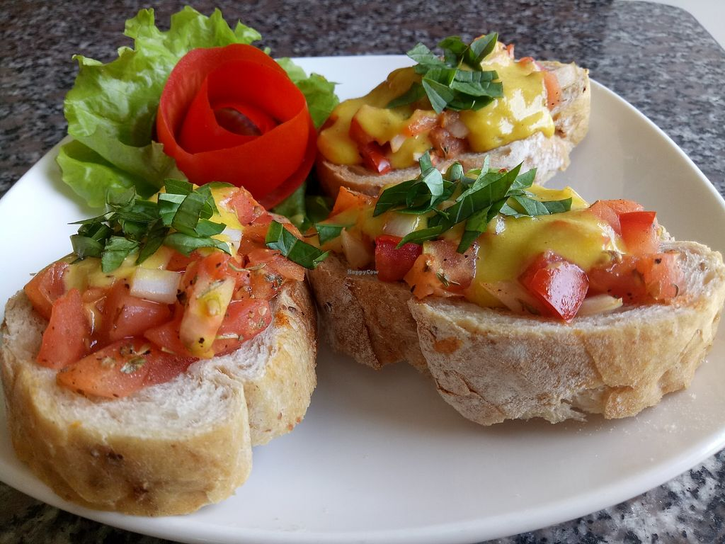 """Photo of P&B Restaurant  by <a href=""""/members/profile/Linhtran"""">Linhtran</a> <br/>Vegan tapas <br/> August 8, 2017  - <a href='/contact/abuse/image/82237/290330'>Report</a>"""