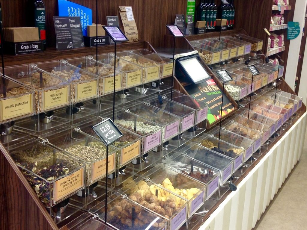 """Photo of Holland and Barrett - Quadrant Shopping Centre  by <a href=""""/members/profile/charclothier"""">charclothier</a> <br/>Pick a mix of dried fruit, seeds, nuts yum!  <br/> November 1, 2016  - <a href='/contact/abuse/image/82251/185920'>Report</a>"""